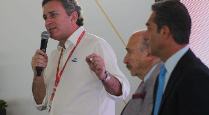 """<span class=""""entry-title-primary"""">La Ciudad de México recibió Foro 'Smart Cities' en el marco de la Fórmula E</span> <span class=""""entry-subtitle"""">Como parte del programa creado por la FIA para promover iniciativas de movilidad en los centros urbanos de gran dimensión</span>"""