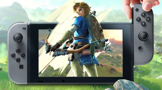 """<span class=""""entry-title-primary"""">El Switch ya es la consola mejor vendida de Nintendo en su lanzamiento</span> <span class=""""entry-subtitle"""">Y Breath of the Wild ya es el juego de lanzamiento más vendido de la compañía </span>"""