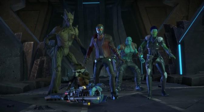 """<span class=""""entry-title-primary"""">La serie de Telltale de Guardianes de la Galaxia nos avienta su primer trailer</span> <span class=""""entry-subtitle"""">I am Groot</span>"""