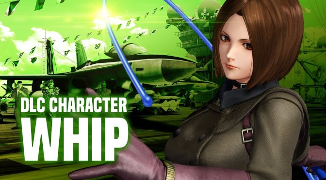 "<span class=""entry-title-primary"">¡Whip se une al Plantel de KOF XIV!</span> <span class=""entry-subtitle"">¡Se revela al primer personaje DLC de este juego!</span>"