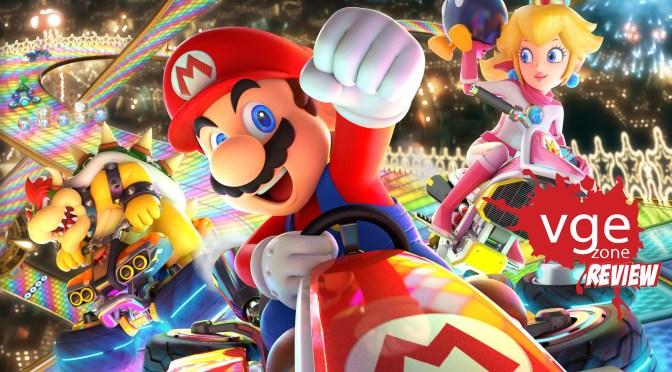 """<span class=""""entry-title-primary"""">[Review] Mario Kart 8 Deluxe</span> <span class=""""entry-subtitle"""">¿Qué tan superior es a la versión de Wii U?</span>"""
