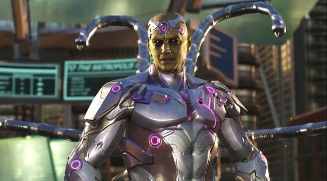 """<span class=""""entry-title-primary"""">¡Gameplay de Brainiac! No paran las noticias con Injustice 2</span> <span class=""""entry-subtitle"""">El verdadero villano nos muestra de lo que es capaz</span>"""