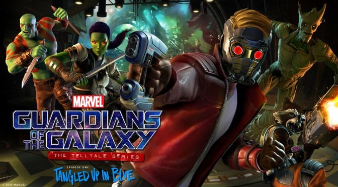 """<span class=""""entry-title-primary"""">El primer episodio de Guardians of the Galaxy de Telltale llega mañana y aquí su tráiler</span> <span class=""""entry-subtitle"""">Tu aventura, tu galaxia y tus decisiones.</span>"""