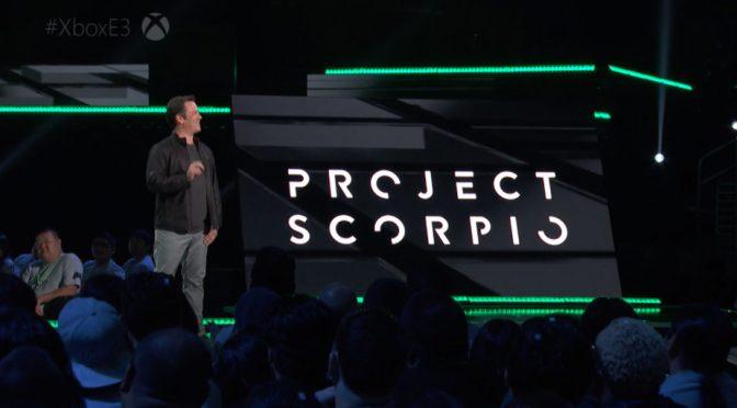 """<span class=""""entry-title-primary"""">Este jueves tendremos nuevos detalles de Project Scorpio</span> <span class=""""entry-subtitle"""">No soltarán toda la información, no se emocionen más de la cuenta</span>"""