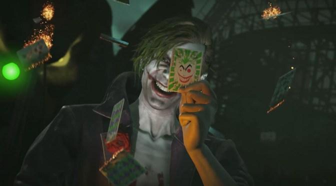 """<span class=""""entry-title-primary"""">¡Llegó el payaso! The Joker finalmente es revelado en Injustice 2</span> <span class=""""entry-subtitle"""">¿Resucitó, jamás murió...o a quién diablos estamos viendo?</span>"""