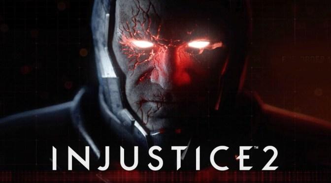 """<span class=""""entry-title-primary"""">¿Ya tienes apartado el juego? Entonces te interesará ver a Darkseid en acción</span> <span class=""""entry-subtitle"""">Cuidado, Brainiac. ¡Nadie se mete con Darkseid!</span>"""