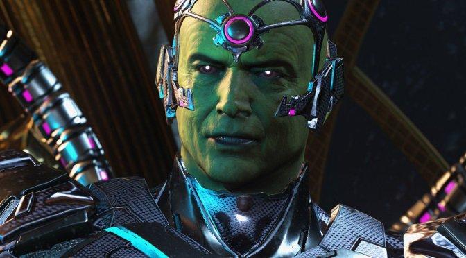 """<span class=""""entry-title-primary"""">¡Invasión! Un nuevo tráiler de Injustice 2 nos muestra más de su historia</span> <span class=""""entry-subtitle"""">¡Soy Brainiac!</span>"""