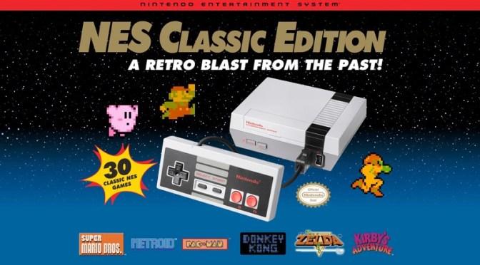 """<span class=""""entry-title-primary"""">El NES Classic Edition ha sido descontinuado</span> <span class=""""entry-subtitle"""">Afortunados los que alcanzaron a comprar uno</span>"""