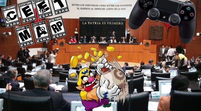 """<span class=""""entry-title-primary"""">El gobierno también quiere una rebanada del pastel de los videojuegos</span> <span class=""""entry-subtitle"""">Esto es un tema de dinero.</span>"""