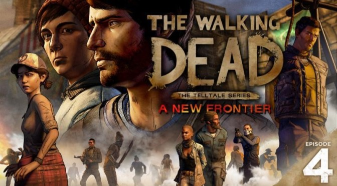 "<span class=""entry-title-primary"">Ya viene el episodio 4 de The Walking Dead: A New Frontier</span> <span class=""entry-subtitle"">Hasta para tu dispositivo móvil</span>"