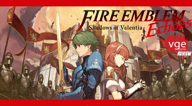 "<span class=""entry-title-primary"">[Review] – Fire Emblem Echoes: Shadows of Valentia</span> <span class=""entry-subtitle"">¡Alista tus tropas soldado!</span>"