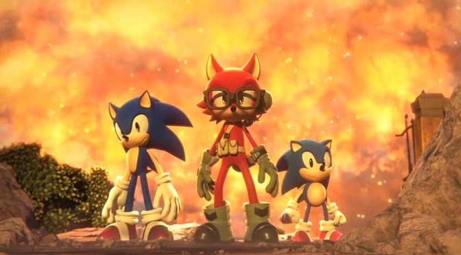 """<span class=""""entry-title-primary"""">Se revela más información sobre Sonic Forces</span> <span class=""""entry-subtitle"""">La comunidad de DeviantArt está de fiesta en estos momentos...</span>"""
