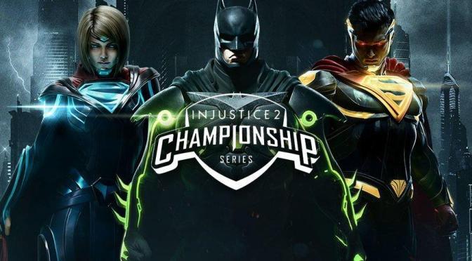 """<span class=""""entry-title-primary"""">¡Confirmado! Injustice 2 tendrá su propia Championship Series</span> <span class=""""entry-subtitle"""">¡Otro eSport a la lista!</span>"""