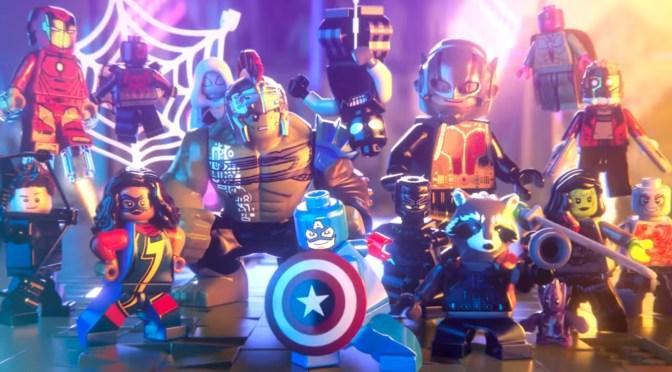 """<span class=""""entry-title-primary"""">A todos los aficionados a LEGO y los Superhéroes de Marvel</span> <span class=""""entry-subtitle"""">Es momento de reunirse de nuevo</span>"""