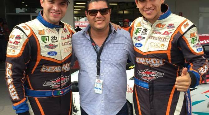 Regresa a la pista la escudería Medautos Racing Team