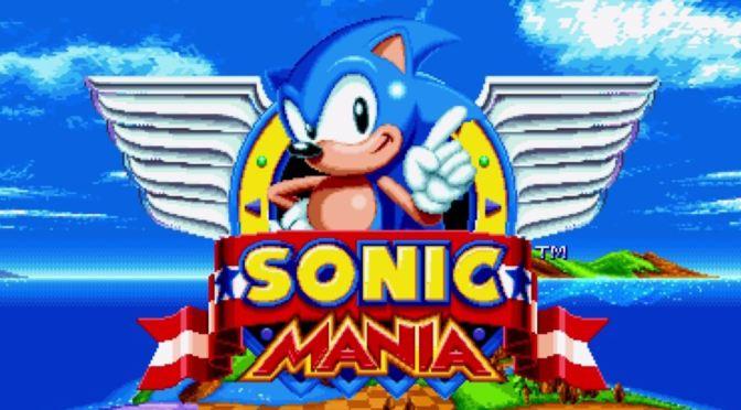 """<span class=""""entry-title-primary"""">¡Confirman Sonic Mania para agosto con un increíble tráiler!</span> <span class=""""entry-subtitle"""">El erizo azul regresa en 2D</span>"""