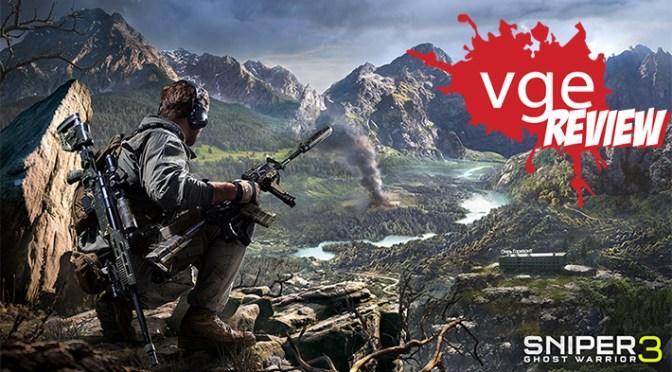 """<span class=""""entry-title-primary"""">[Review] Sniper Ghost Warrior 3</span> <span class=""""entry-subtitle"""">Dame 1 bala y acabaré con todos esos puñetas...</span>"""