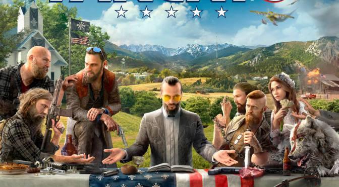 """<span class=""""entry-title-primary"""">[E3 2017] Hands-On de Far Cry 5</span> <span class=""""entry-subtitle"""">Una probadita de la nueva y prometedora entrega de la franquicia</span>"""