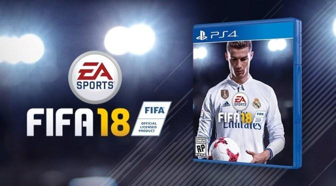 """<span class=""""entry-title-primary"""">Cristiano Ronaldo será la estrella de la portada de FIFA 18</span> <span class=""""entry-subtitle"""">FIFA 18 se lanza en septiembre del 2017, impulsado de la captura de movimiento de Ronaldo</span>"""