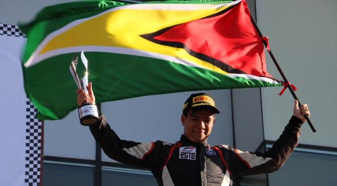 """<span class=""""entry-title-primary"""">Calvin Ming se coronó como nuevo Campeón de la FIA Fórmula 4 NACAM</span> <span class=""""entry-subtitle"""">JOSE SIERRA GANA LA CARRERA 3 CON EL EMPUJE DE LA AFICION DEL AUTODROMO HERMANOS RODRIGUEZ</span>"""