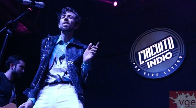Circuito Indio: Esteman/Emilia-Foro Indie Rocks