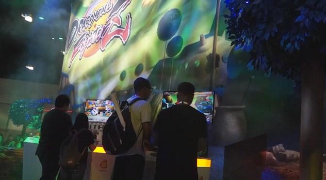 """<span class=""""entry-title-primary"""">[E3 2017] ¡Dragon Ball FighterZ, Project Cars 2 y otros juegazos en el booth de Bandai Namco!</span> <span class=""""entry-subtitle"""">¡Esta compañía ya debería hacer su propia conferencia!</span>"""
