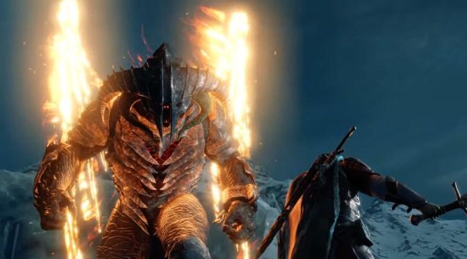 """<span class=""""entry-title-primary"""">¡¡Vamos a pelear por Mordor!! El último avance de Middle Earth: Shadow of War</span> <span class=""""entry-subtitle"""">Un poco más de la historia que se llevará en el juego</span>"""