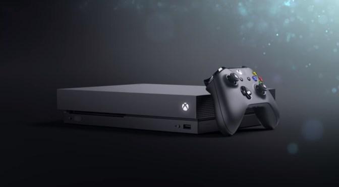 "<span class=""entry-title-primary"">[E3 2017] Adios Project Scorpio, Hola Xbox One X</span> <span class=""entry-subtitle"">La mejor consola de la actualidad</span>"