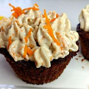 vegan carrot muffins gluten free
