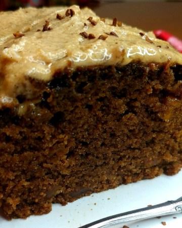 vegan coffee cake recipe