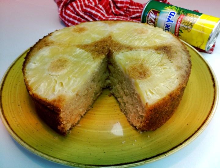 Pina Colada Cake - Vegan Recipe