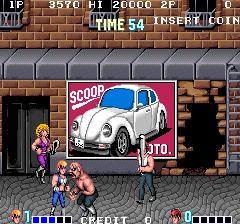 Double Dragon - Arcade - 2