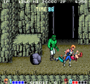 Double Dragon - Arcade - 5