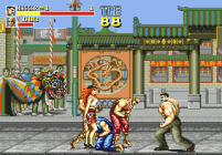 Final Fight CD - Sega CD