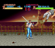 Final Fight - SNES - 1