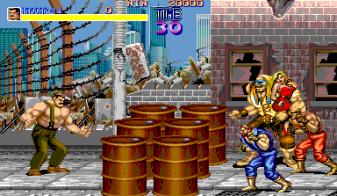 Final Fight - Arcade