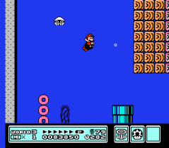 Super Mario Bros 3 - NES