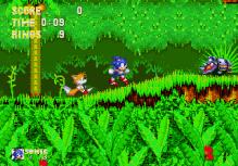 Sonic 3 -Mega Drive