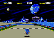 Sonic CD - Sega CD