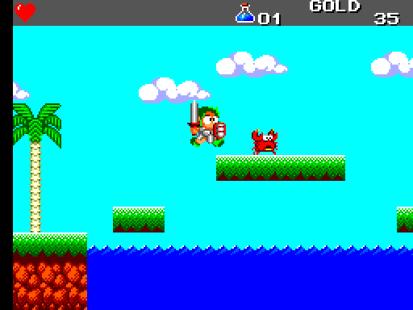 Wonder Boy 3 - Master System