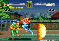 Fatal Fury - 1991