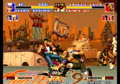 King of Fighters 94