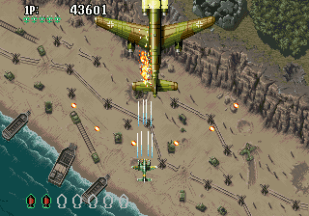 Aero Fighters 3 - Video System