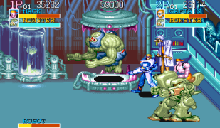 Captain Commando - 1991