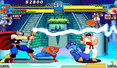 Marvel vs Capcom - 1998