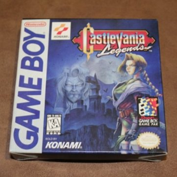 Castlevania Legends Pack