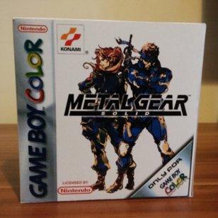 Metal Gear Solid Pack