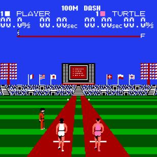 Stadium Events Screen