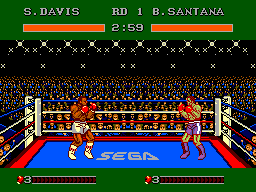 knockout Boxing Screen