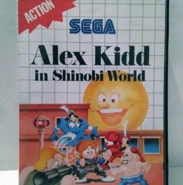 Alex Kidd Shinobi Pack 2